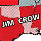 The Jim Crow states