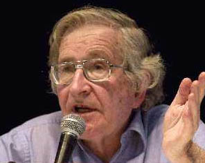 Noam Chomsky, Source: Marcello Casal Jr