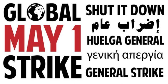 May 1 General Strike