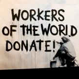 Workers of the world DONATE
